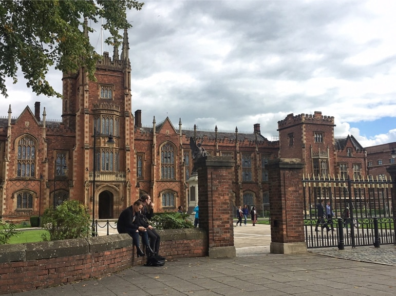 Things to do in Belfast - embrace Belfast's architecture, Queens University