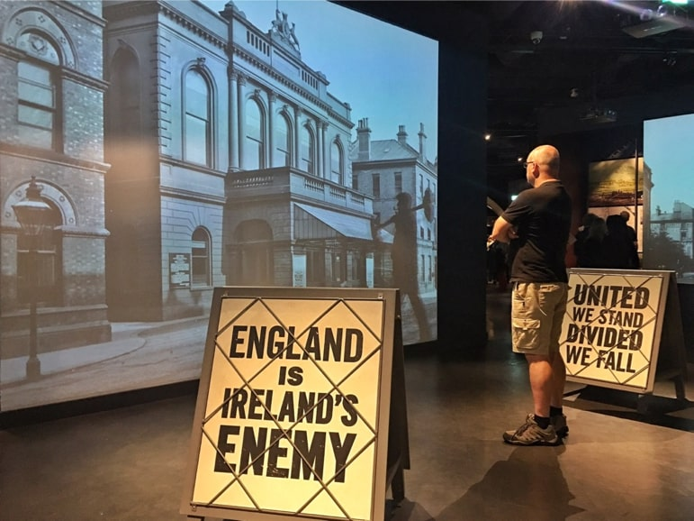 Things to do in Belfast - take in the history of the city at Titanic Belfast