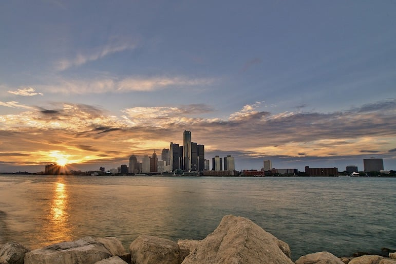 Where to go next: Visit Detroit which has undergone a massive transformation