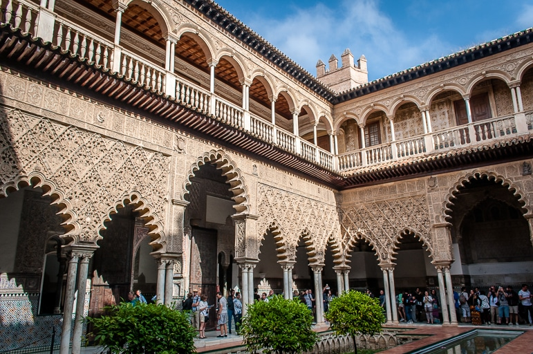 Where to go next - Seville's Alcazar