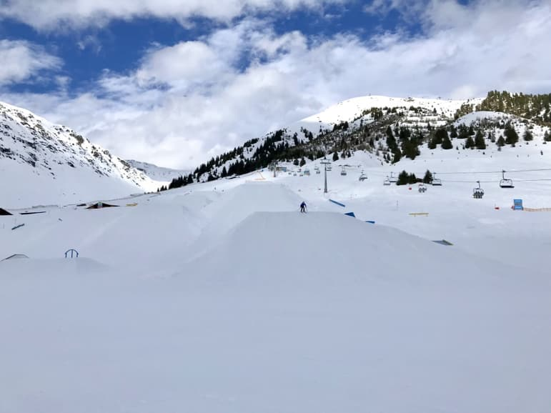 Slopestyle suit you? Zillertal ski resort has plenty of fun slopes and challenging jumps