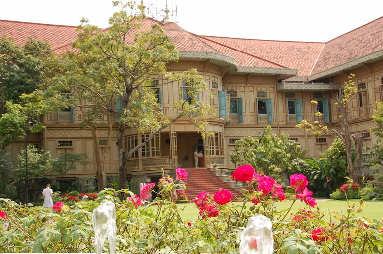 Vimanmek Mansion | Pic Akarat Akwisarn