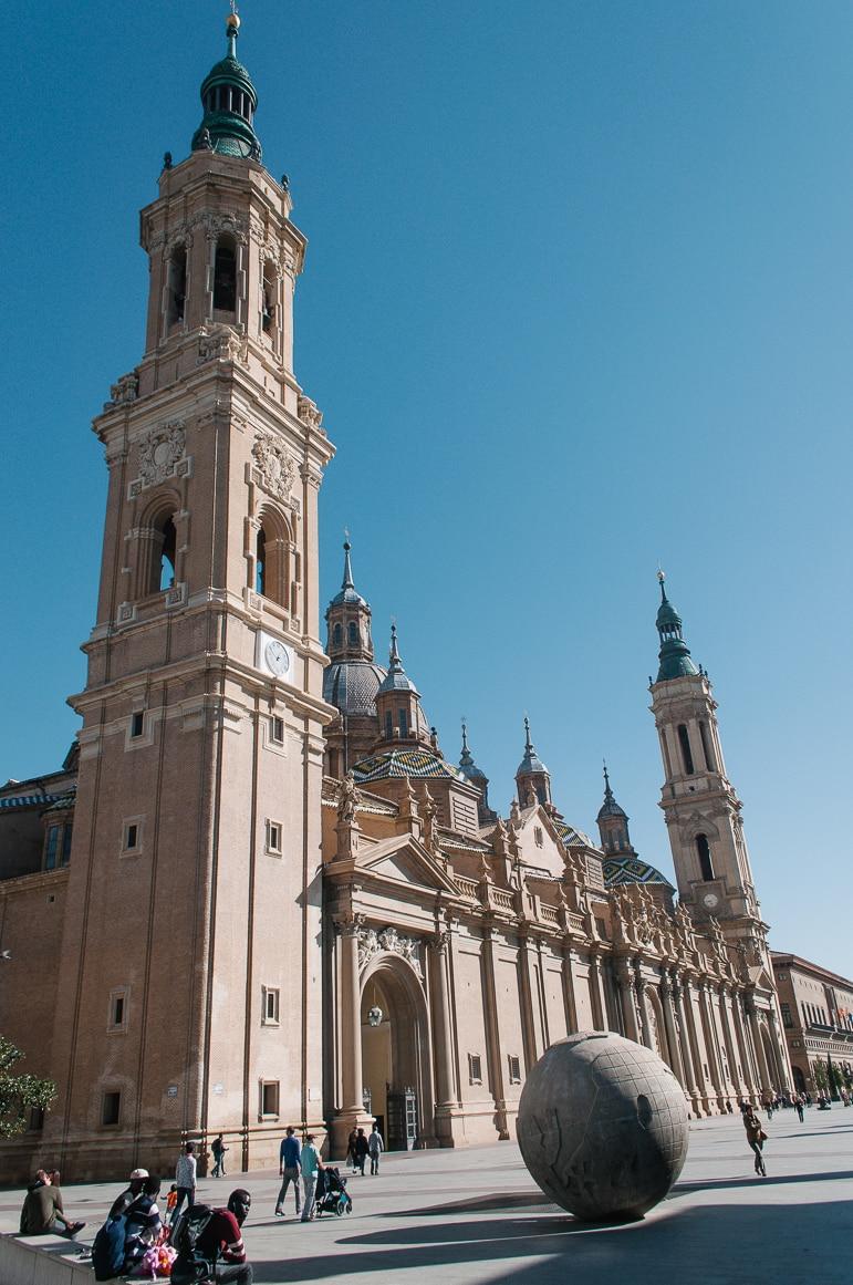 Basílica de Nuestra Señora del Pilar in Zaragoza