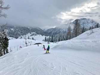 Skiing, skating and spa-ing in Carinthia's southern alps