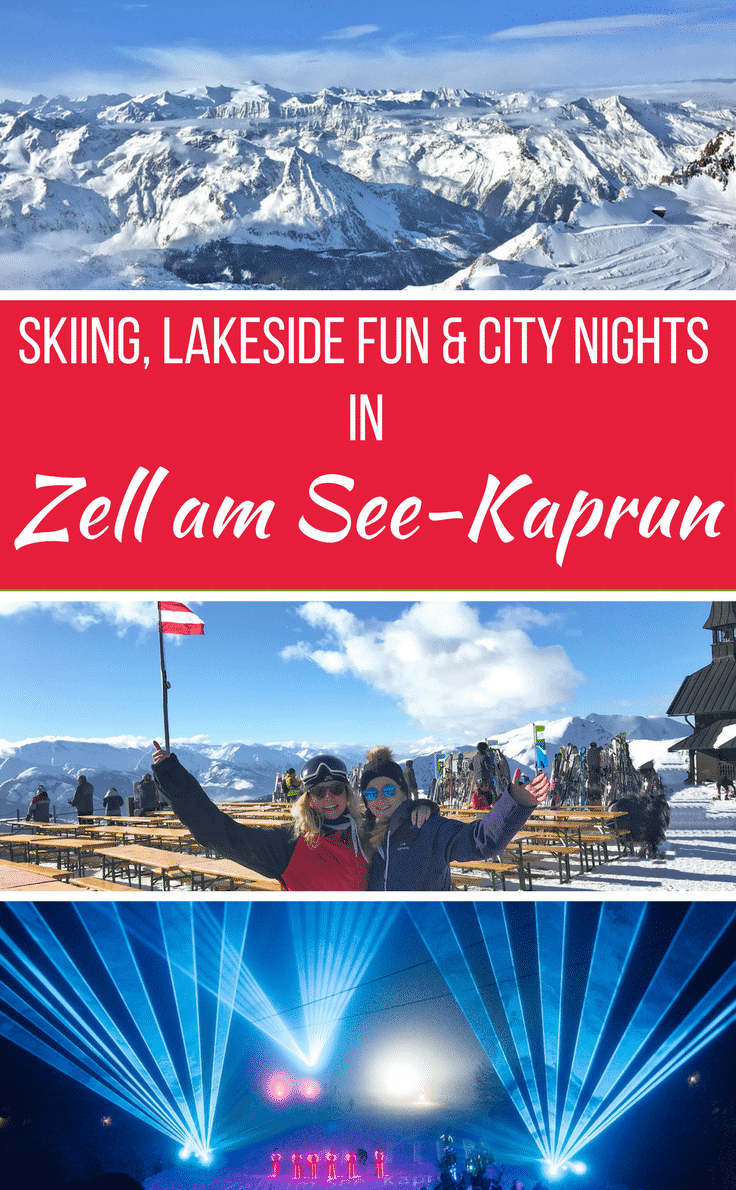 City, mountains and lakeside fun - things to do in Zell am See-Kaprun a ski resort guide to this Austrian destination