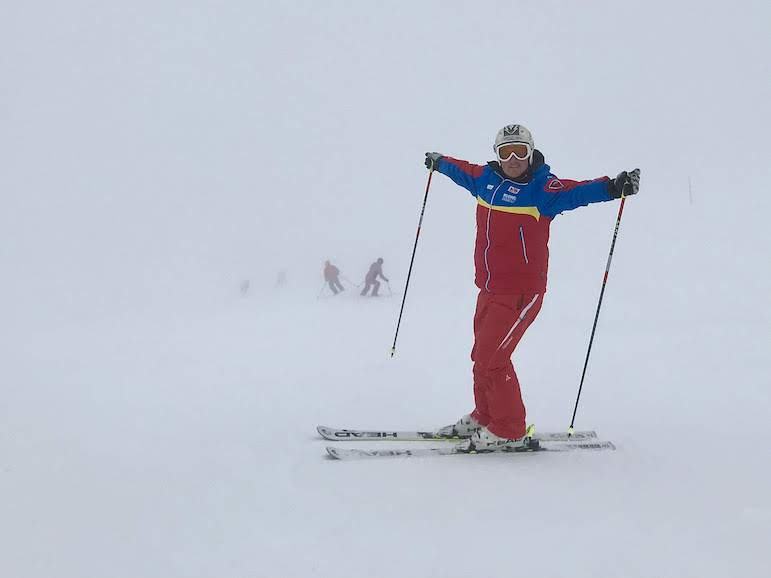 Lukas wins the race again in skiing in Nassfeld