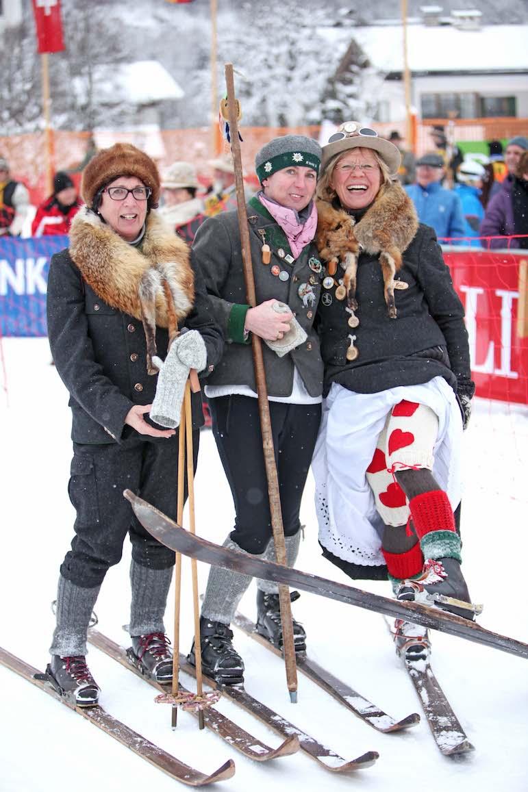 Nostalgia Ski World Cup Championships | pic: Saalfelden Leogang Tourism