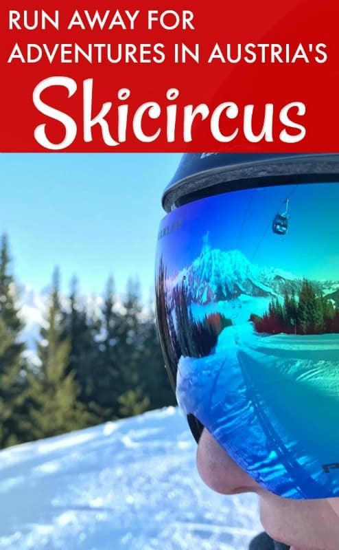 Take on the Skicircus challenge and run away for many more adventures in Austria's Skicircus ski region - taking in Saalbach-Hinterglemm, Leogang and Fieberbrunn