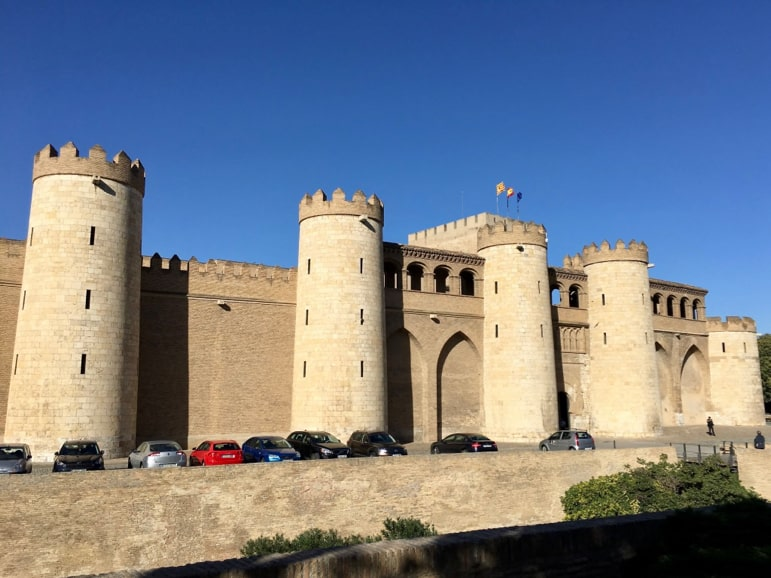 Things to do in Zaragoza - discover the Moors of the north at the Aljafería Palace