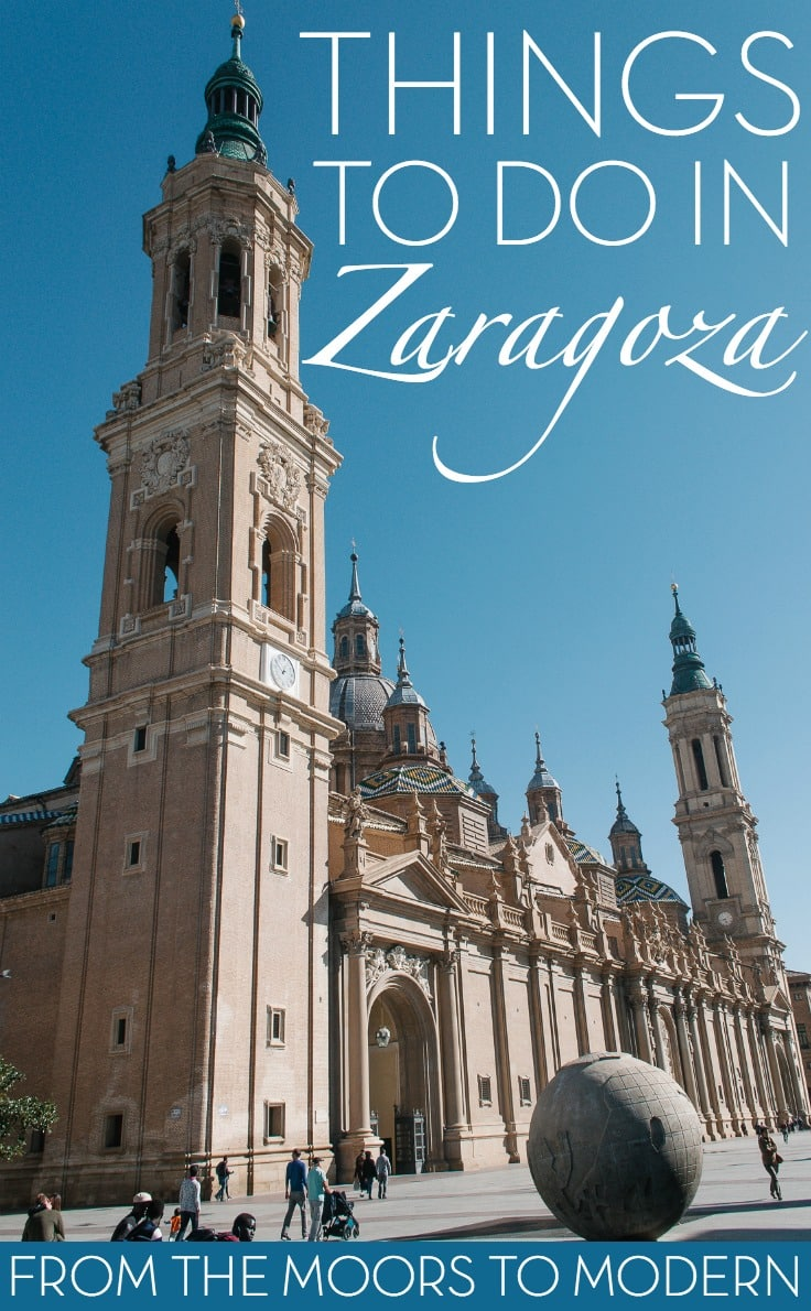 Things to do in Zaragoza