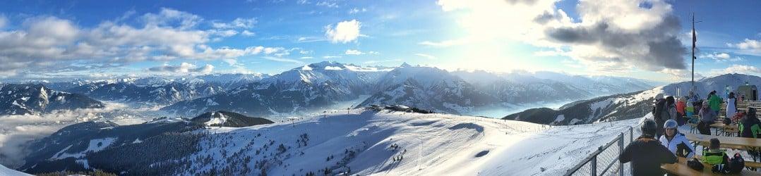 Zell am See-Kaprun ski resort guide - city, mountains and lakeside fun