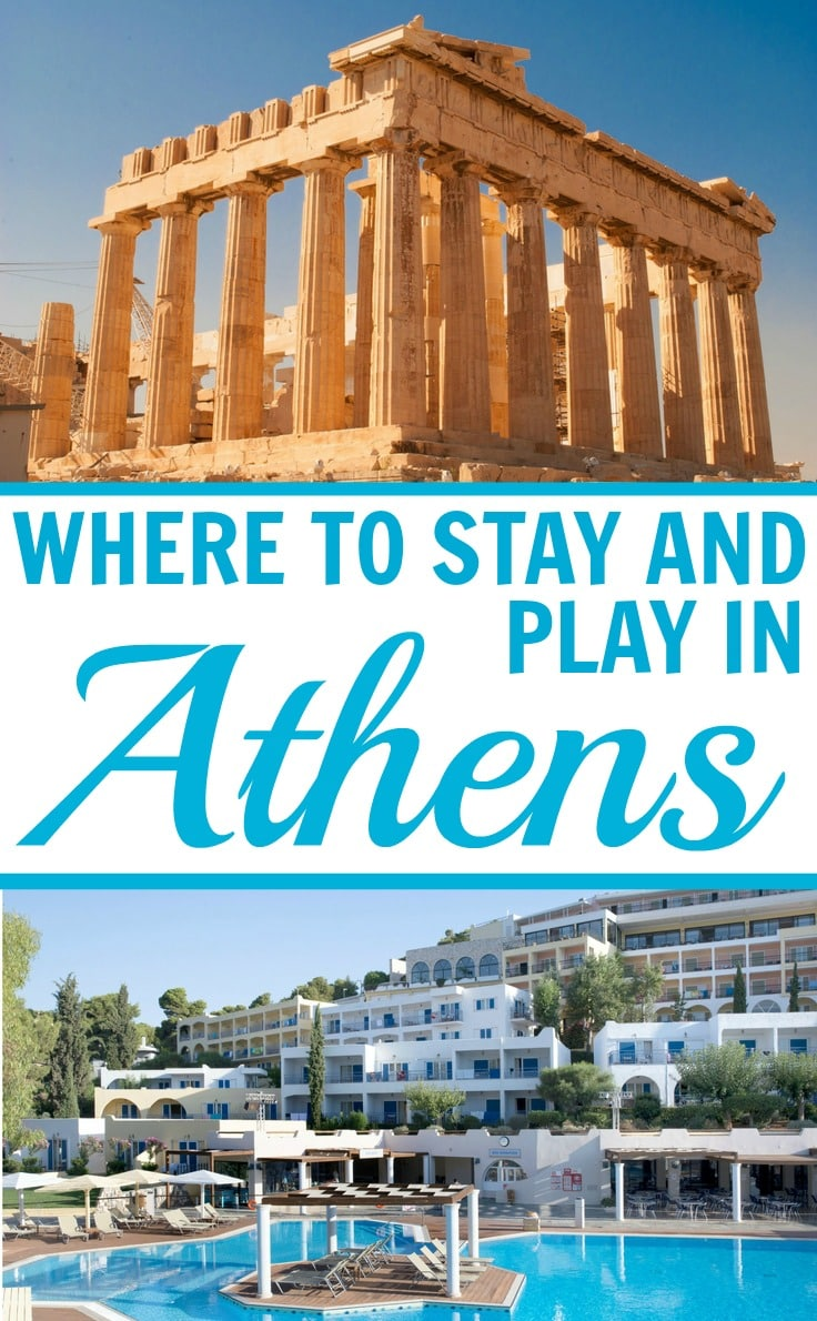 Where to stay and play in Athens