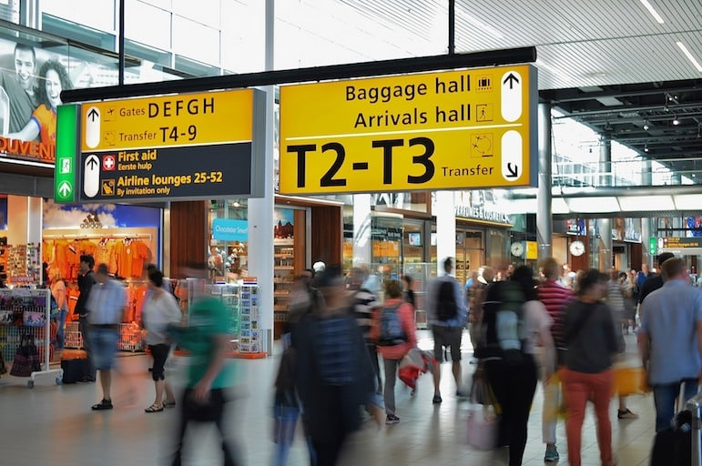 Compare airlines and airports for the best deal