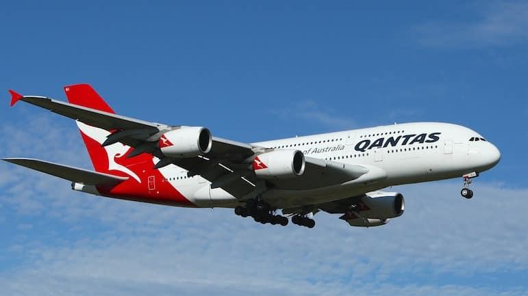 Flights to Australia, Qantas now flies direct