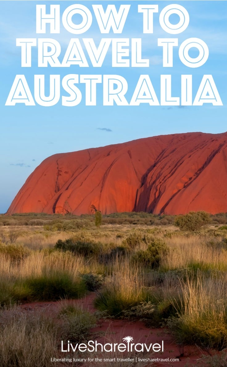How to travel to Australia