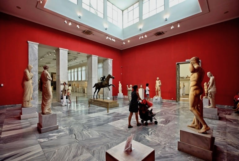 Be sure to check out the museum trail of Athens with numerous museums covering everything from art to history