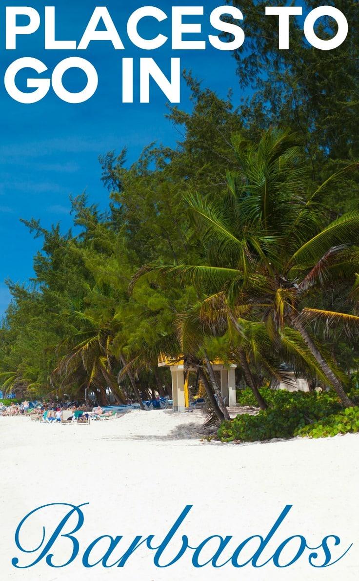 Places to go in Barbados   Orig Pic: Sean O'Shaughnessy