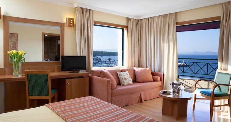 Add the Ramada Attica Riviera to your holiday plans for a stunning seafront location