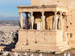 Places to visit in Athens and where to stay by the coast