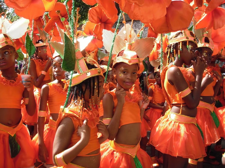 Time your visit to Barbados for major festival Crop Over which celebrates the sugar cane harvest | Pic Meg Stewart