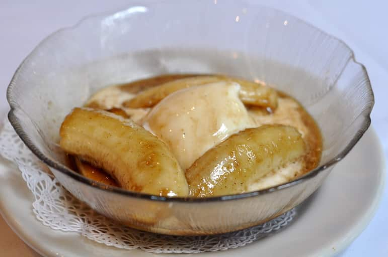 While on holiday in New Orleans opt for the iconic Bananas Foster at Brennan's | Pic Kimberly Vardeman