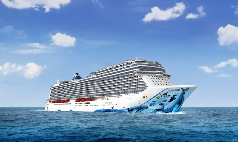 NCL Norwegian Bliss review