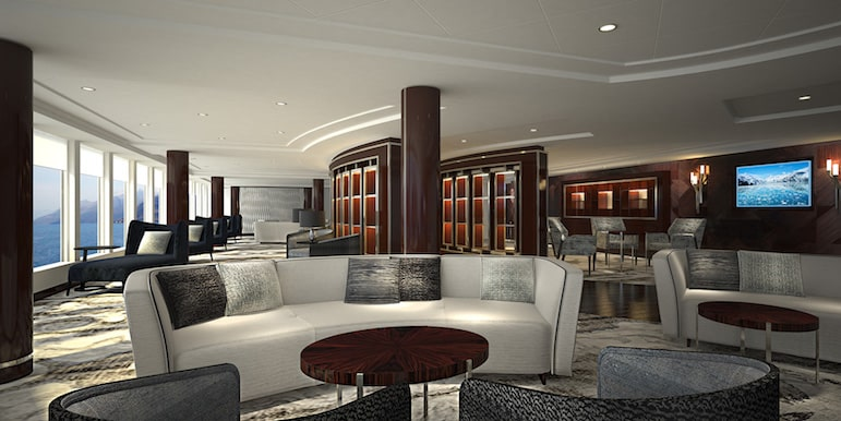 A Norwegian Bliss review, heres the Observation Lounge