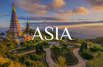 Luxury holidays in Asia