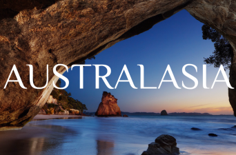 Luxury holidays in Australasia