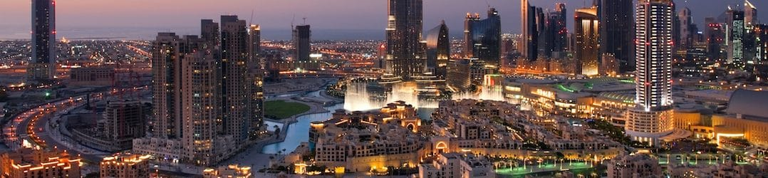 Luxury holidays in United Arab Emirates