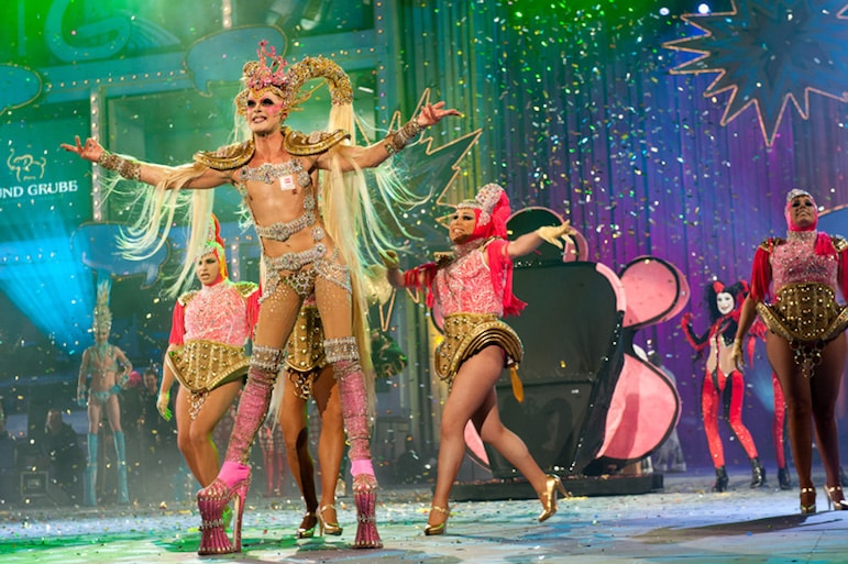 One of the biggest events of the year is Carnival Gran Canaria, so put on a wig and grab your biggest heels and join the party