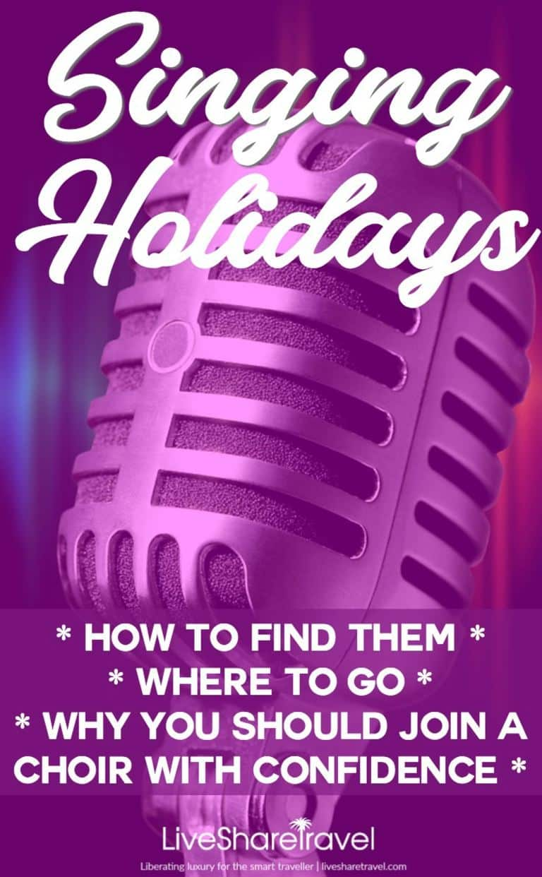 Singing holidays - where to find them, where to go for a singing break, where you can learn to sing and how to join a choir with confidence. Plus my Caribbean choir experience in Antigua. #LoveAntiguaBarbuda