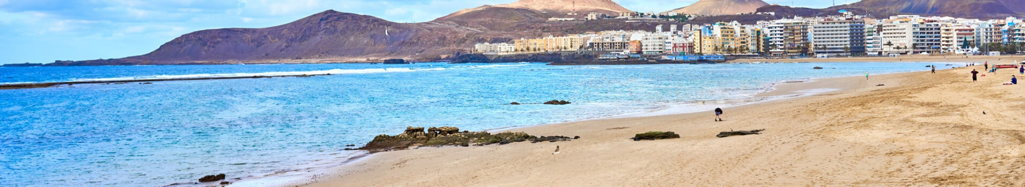 The best beaches in Gran Canaria are some of the finest in Europe, so make sure you visit a couple while on holiday