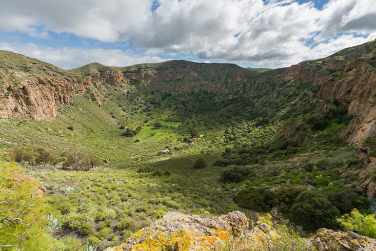 Things to do in Gran Canaria, there are beautiful landscapes and thriving nature reserves, so lace up your hiking boots and explore