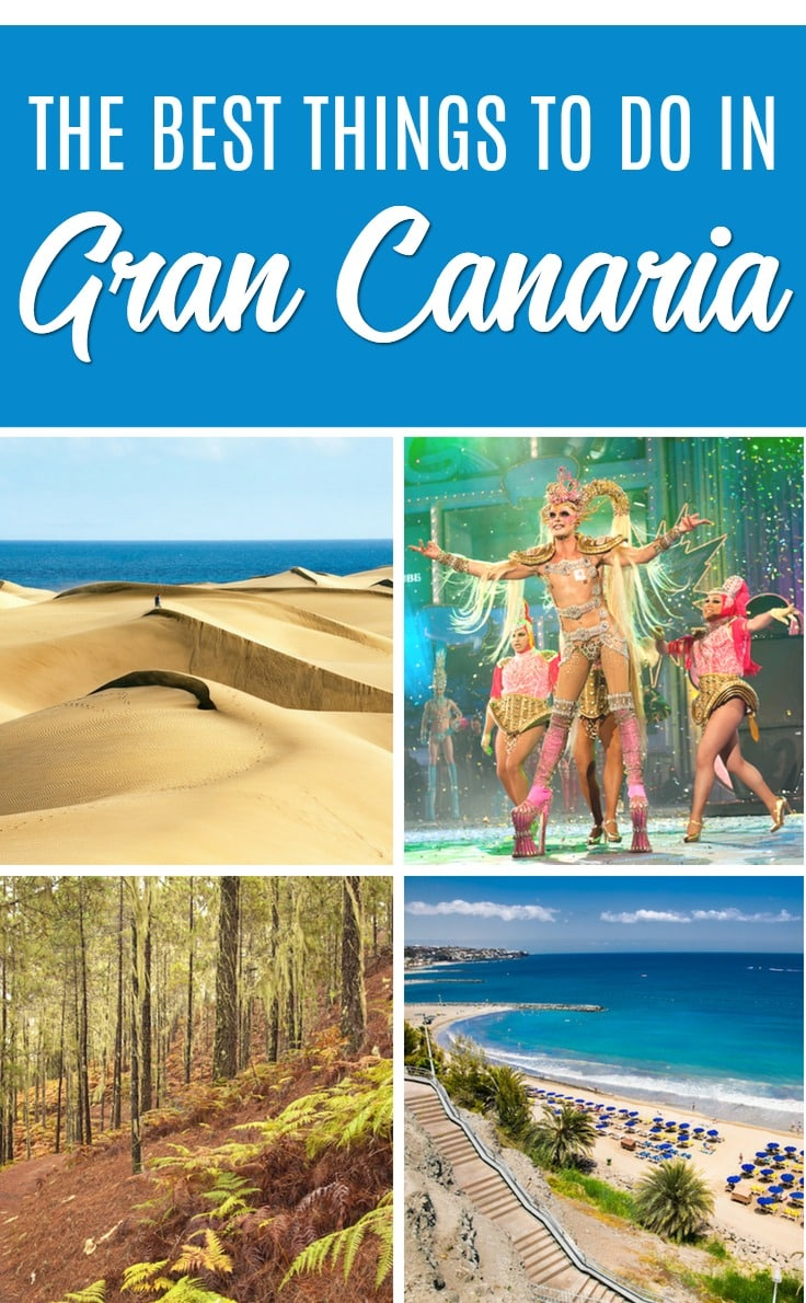 Gran Canaria is the Canary Island where they say it's like travelling through a whole continent in a day so here are our travel ideas to help you make the most of this destination. The many great things to do in Gran Canaria include stargazing at Temisas Observatory and the Roque Saucillo Astronomy Centre, joining in the festivities of Carnival Gran Canaria, hiking the Tamadaba National Park or even a volcanic crater, or to hit the impressive dunes of Maspalomas. This Spanish destination has so much to offer - see more including where to stay and a map of Gran Canaria.