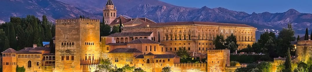 Luxury holidays in Andalucia