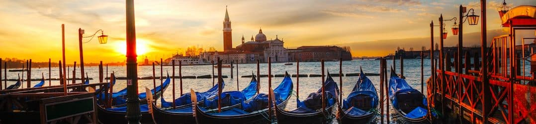 Luxury holidays in Italy
