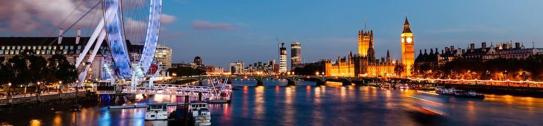 Luxury holidays in London