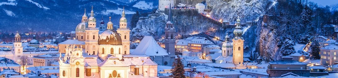Things to do in Salzburg - visit in winter for Christmas markets