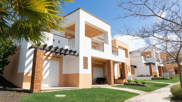 Where to stay in the Algarve, Macdonald Vale da Ribeira Resort is comprised of individual villas that come complete with everything you need for a self-catering holiday