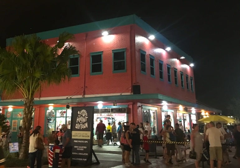 Old Town in Kissimmee is inspired by a bygone era with classic car shows and evening entertainment for the whole family | Pic: Lorraine Loveland