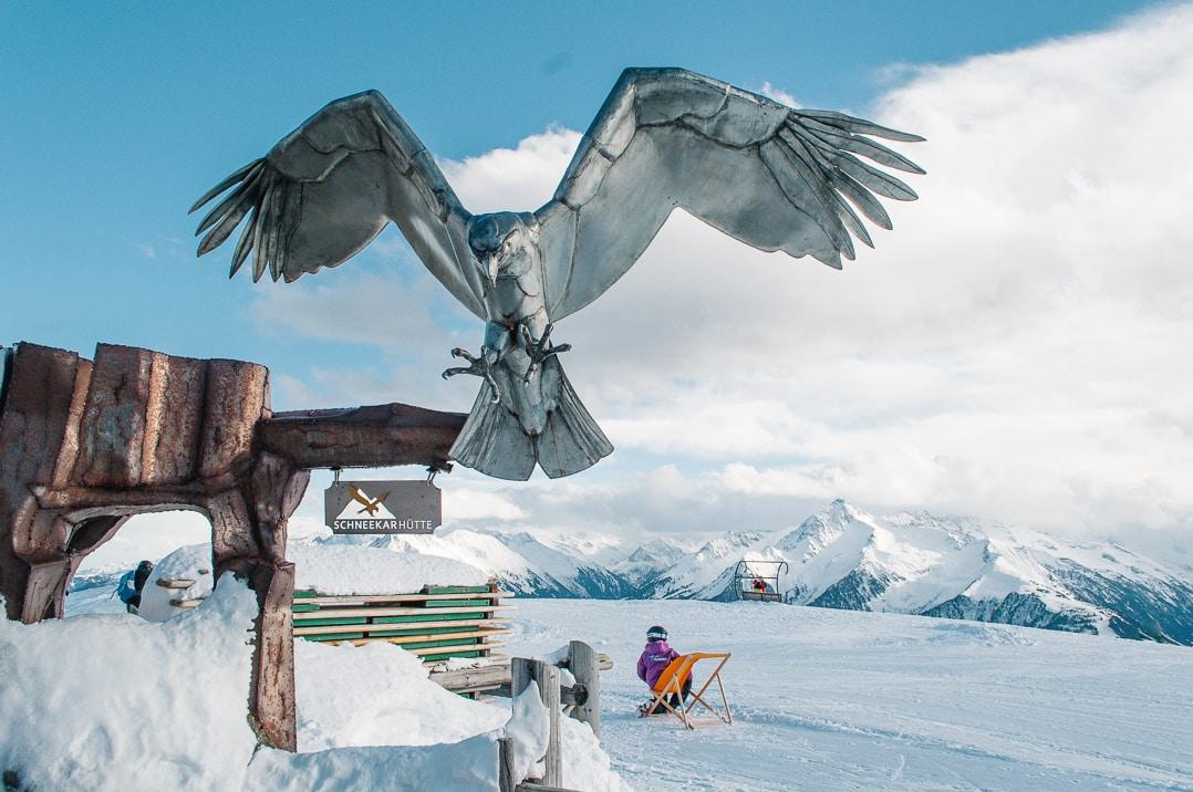 Things to do in Austria - take to Tirol's mountains