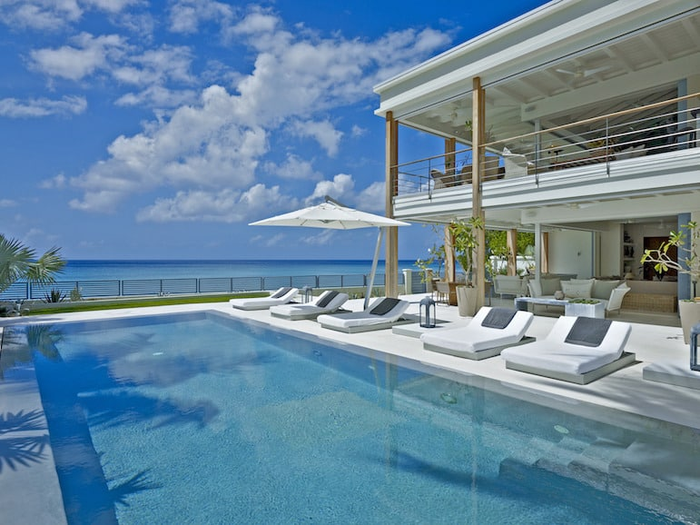 Dream luxury holiday villas, Barbados