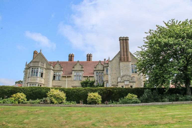 Barnsdale Hall Hotel, enjoy a stay at this luxury, historic resort