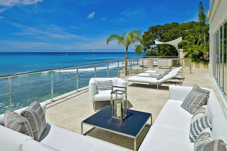 Luxury holiday villa at Bonita bay, Barbados