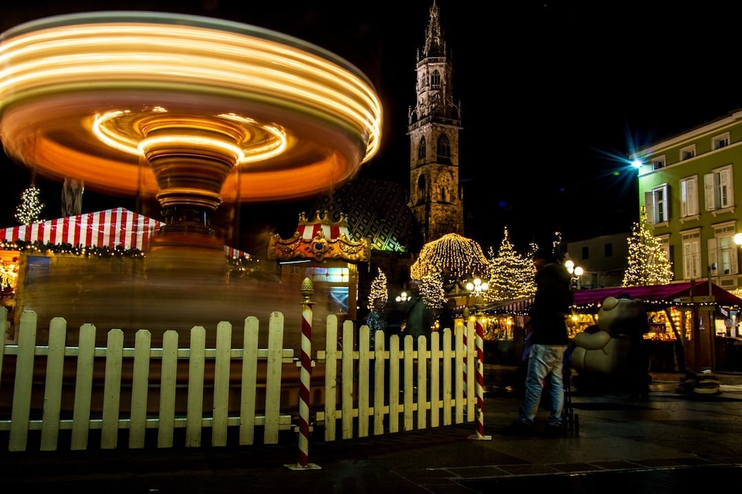 One of the best places to visit in Germany is Nuremberg for its famed Christmas market