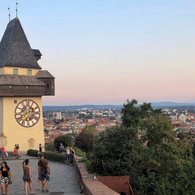 What to do in the city of Graz