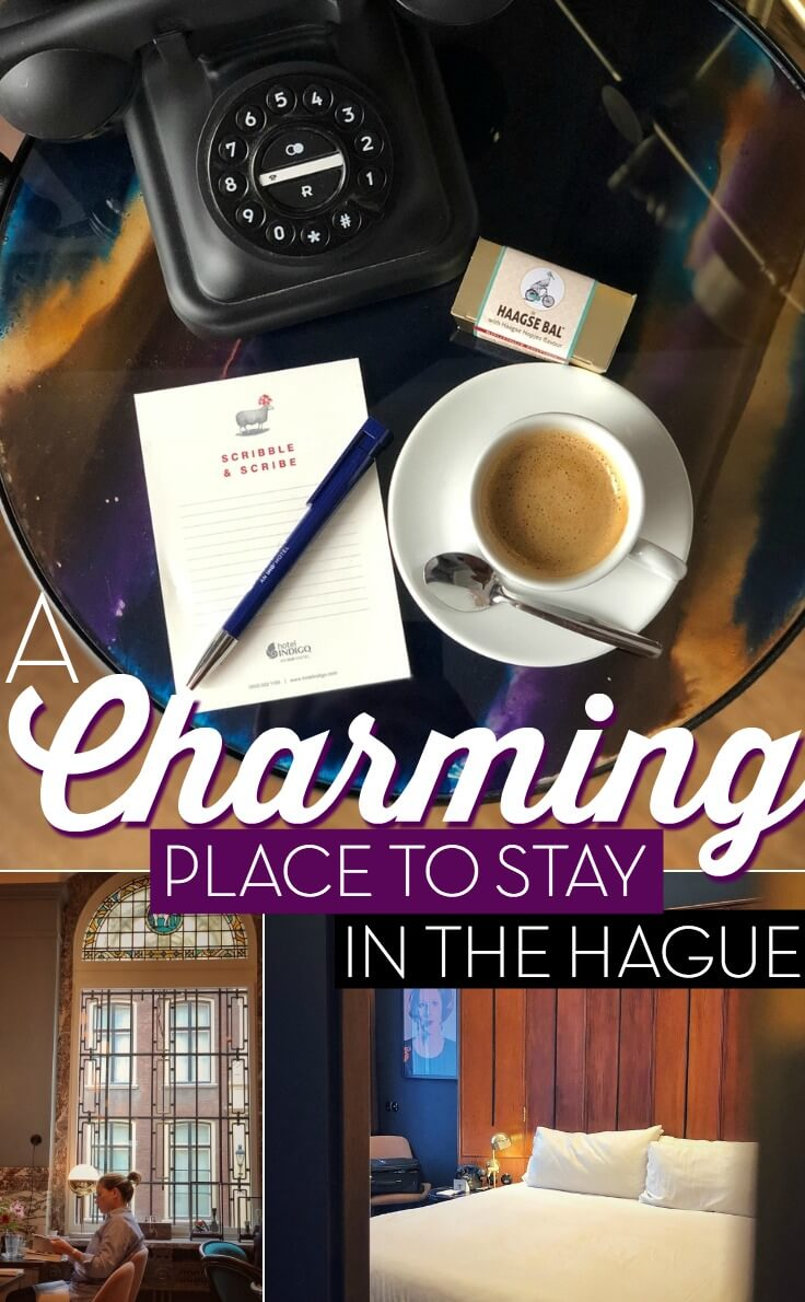 A charming place to stay in The Hague - Hotel Indigo