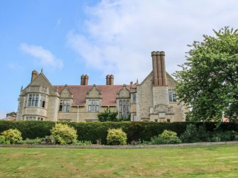 Win a week's holiday at Barnsdale Hall Hotel plus £1,000 to spend