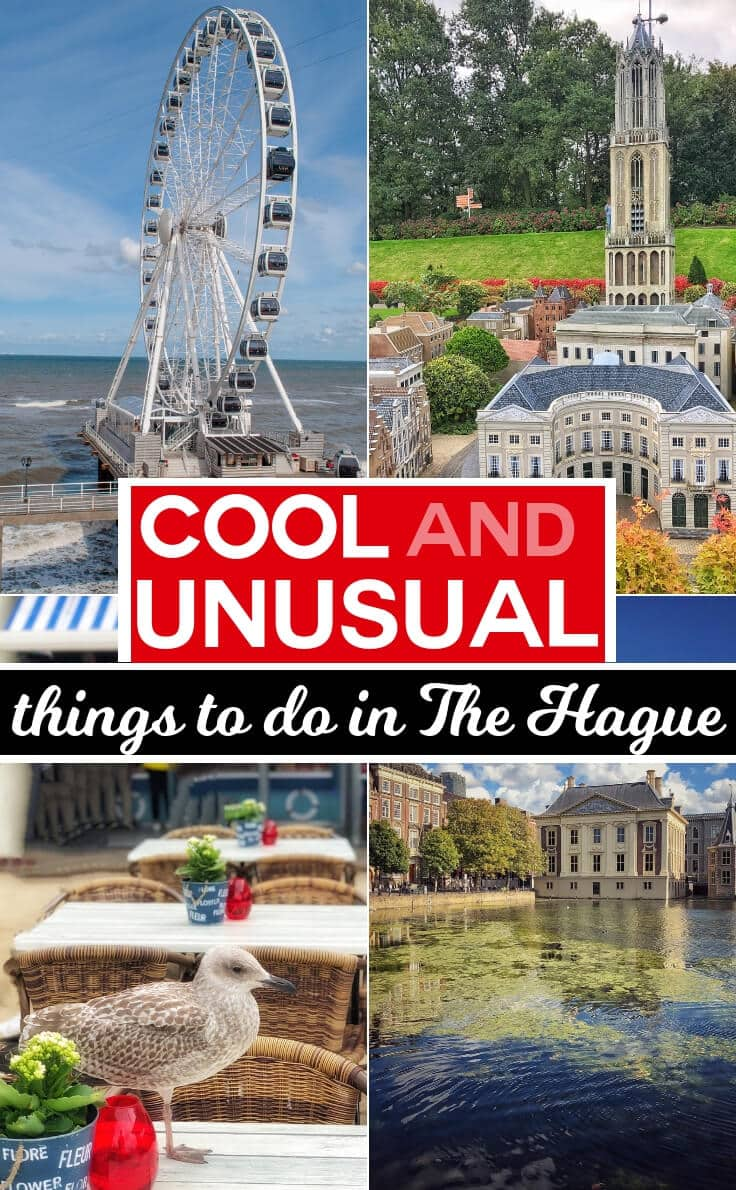 Cool and unusual things to do in The Hague, Holland